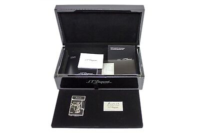 S.T. DUPONT ACCENDINO LIGHTER FEUERZEUG LINEA 2 LIMITED EDITION PICASSO n.016105