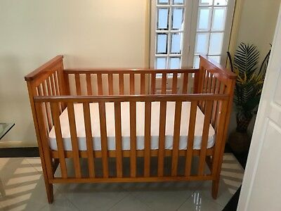 Mother's Choice cot and mattress for sale