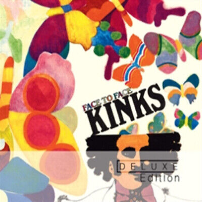 The Kinks : Face to Face CD Deluxe  Album 2 discs (2011) ***NEW*** Amazing Value