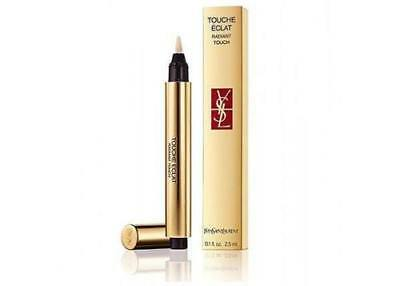 YSL Touche Eclat Radiant Touch Concealer Highlighter 1 2 Foundation blur