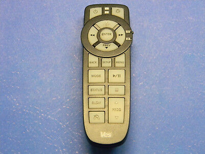 2011 CHRYSLER TOWN & COUNTRY DVD Entertainment Remote Control REAR SEAT OEM