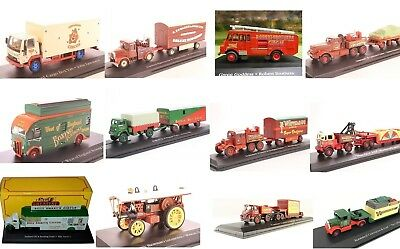 Atlas Edition Trucks & Trailers  The Greatest Show on Earth 1:76  Auswahl