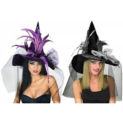 Witch Hat Costume Accessory Adult Halloween