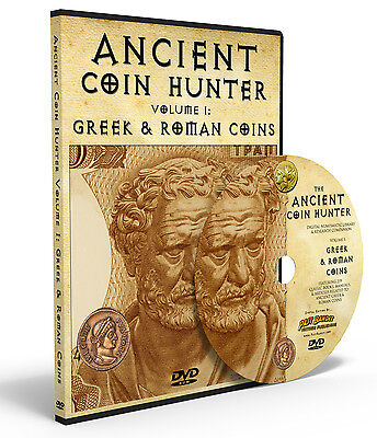 Ancient Coin Hunter 258 Rare Books on DVD Featuring Ancient Greek & Roman Coins