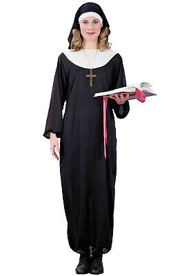 Brand New Holy Nun Religious Adult Costume