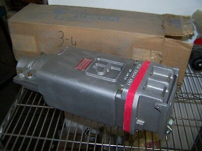 New Rl-40-Dfc-107Sd-3 Line Power 500A 995V Electrical Cable Coupler Connection
