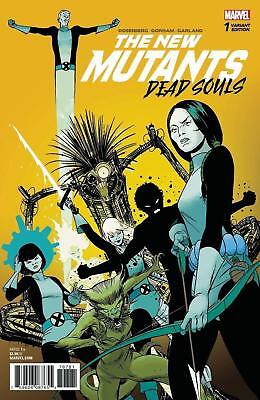 The New Mutants: Dead Souls #1/4 Books/Marcos Martin 1:25 Incentive Variants NEW