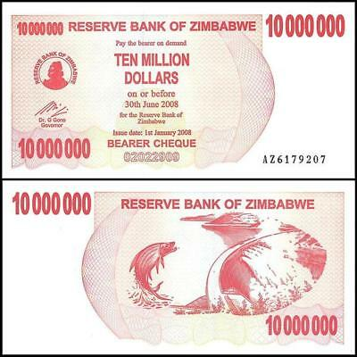 2009 Zimbabwe 100 Dollar Bank Note-UNC Condition-18-259