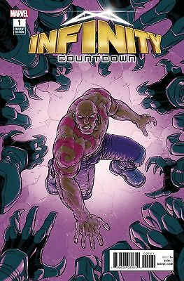 Infinity Countdown #1 Nick Derington 1:25 Variant Cover (NEW) LIMITED EDITION