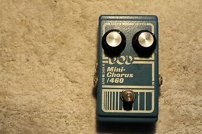 Vintage DOD Digitech 460 Mini Chorus SAD512D chip