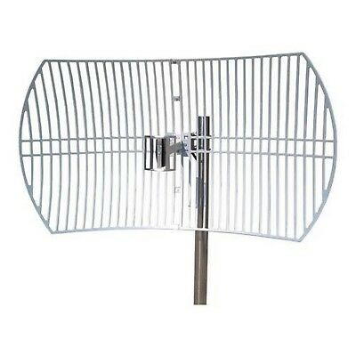 TP-Link 2.4GHz 24DBI Outdoor Grid Parabolic Directional Antenna N-type Female Co