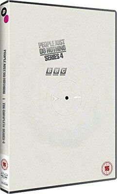 People Just Do Nothing Series 4 [DVD]
