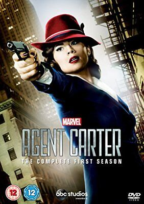 Marvel's Agent Carter - Season 1 [DVD] [2015][Region 2]