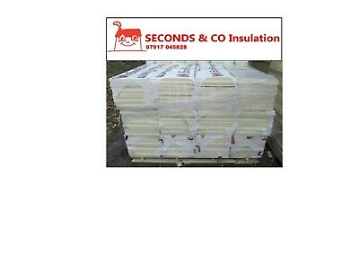 Seconds Insulation Board 90/100mm Kingspan/Ecotherm/Recticel *Special Offer*