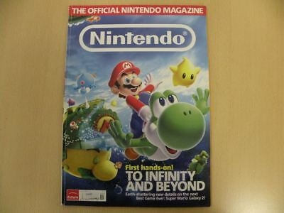 Retro Gaming Magazine * OFFICIAL NINTENDO MAGAZINE - ISSUE 54 * Nintendo 23400