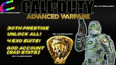 Call of Duty: Advanced Warfare AW Recovery  Mod XBOX One/XBOX 360 ONLY!!!