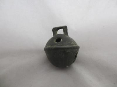 Iron or Steel Rumbler or Crotal Bell, Antique Late 17th Century. KPR03218