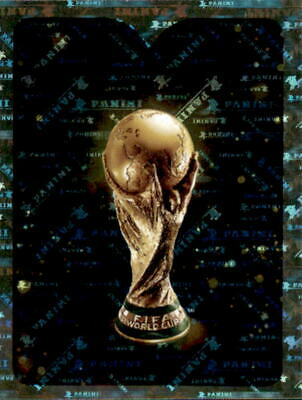 Panini WM 2018 World Cup Russia - Sticker 2 - FIFA World Cup Trophy - Intro