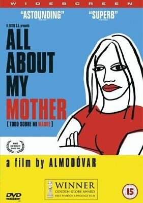 All About My Mother [DVD] [1999] [DVD][Region 2]