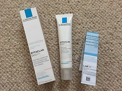 closer at 50% price best deals on BOOTS LA ROCHE-POSAY Effaclar Duo + Unifiant Correcting BB ...