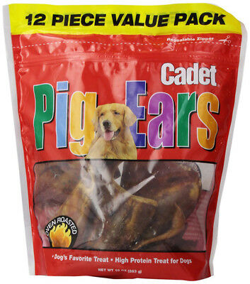 IMS - Pet Time Value Pack Pig Ears - 12 Pack