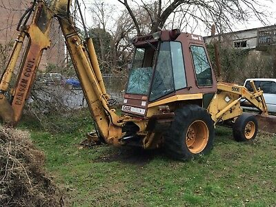 Case 580e with loader ***FIRST $7000***