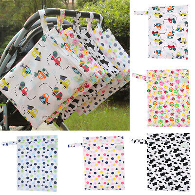 Storage Changing Bag Baby Travel Kid Waterproof Diaper Washable Nappy Portable