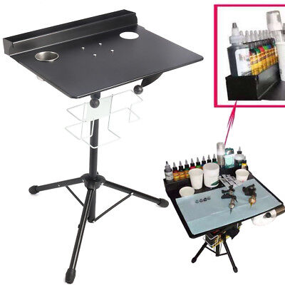 Profi Tattoo Workstation Tattoo Ausstellungsstand Arbeitsplatz Fixed Desktop NEU