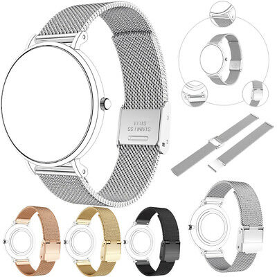 Genuine Milanese Strap Band Classic Steel Petite Magnetic For Daniel Wellington