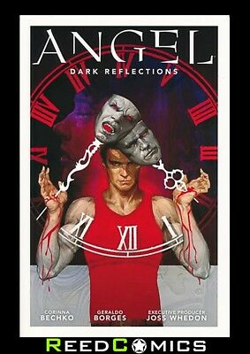 ANGEL SEASON 11 VOLUME 3 DARK REFLECTIONS GRAPHIC NOVEL Paperback Collects #9-12