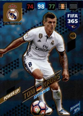 Fifa 365 Cards 2018 - 426 - Toni Kroos - Power UP - Key Players