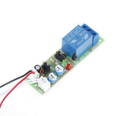 DC12V Adjustable Infinite Cycle Loop Delay Timer Time Relay Switch ON OFF Mod QY