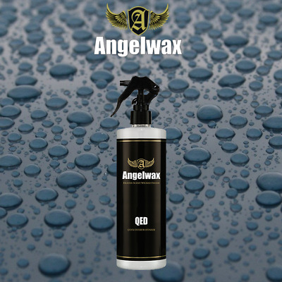 Angel Wax QED (Quick Detailer) 500ml