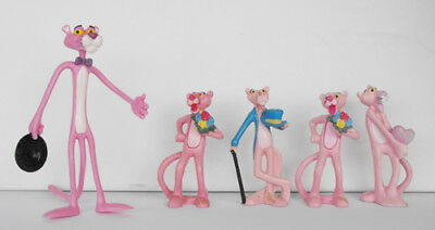 PINK PANTHER set 5 lot of 5 cool items must have L@@K
