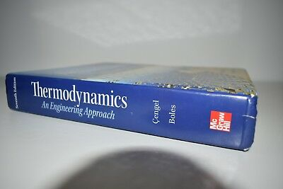 Thermodynamics An Engineering Approach By Yunus A Cengel And