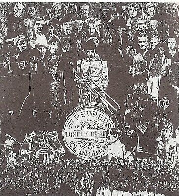 Beatles 'The Case Of The Missing Sgt.pepper Dog' Aka 'Warp And Woof!'  Booklet.