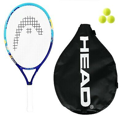 Head Instinct Junior 19,21,23,25 Tennis Racket + 3 Tennis Balls RRP £40