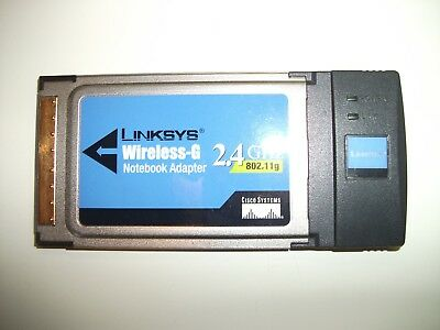 P37: linksys wpc54g: wireless-g notebook adapter youtube.