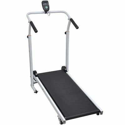 100x53x105cm Faltbar Elektrisch Mini Laufband Heimtrainer Training Fitness TOP