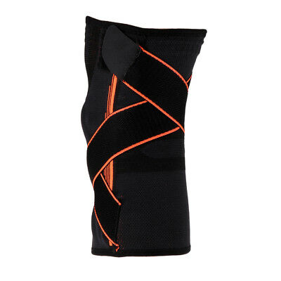 Knee Brace Support Compression Sleeve For Sports Joint Pain Arthritis Relief