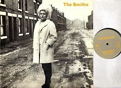 "THE SMITHS (MORRISSEY) heaven knows i'm miserable now 12"" PS EX/VG RTT 156 indie"