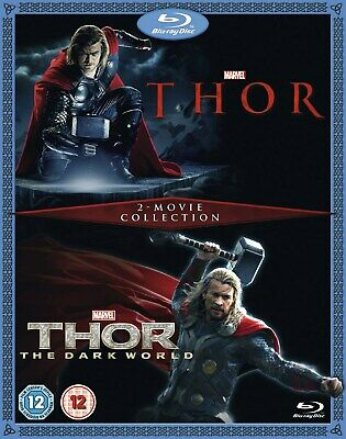 Thor/Thor: The Dark World [Blu-ray]