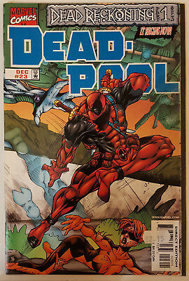Marvel Comics DEADPOOL Vol.1 (December 1998) #23