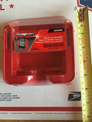 Snap On Red Magnetic Cell Phone Holder. Sealed And New For 2018