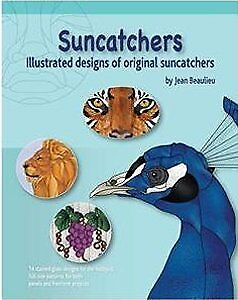 Suncatchers Illustrated Designs of Original Suncatchers (Stained Glass)