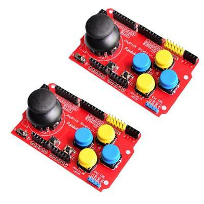 Gamepads JoyStick Keypad Shield For Arduino nRF24L01 Keyboard Mouse Function.US