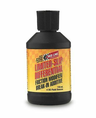 Red Line 80301-12PK Limited Slip Friction Modifier - 4 Ounce, Pack of 12