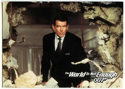 Mi-6 Blasted! #7 The World Is Not Enough 1999 James Bond 007 Trade Card (C1158)