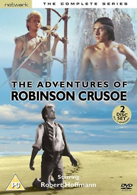 The Adventures of Robinson Crusoe: The Complete Series (Box Set) [DVD]