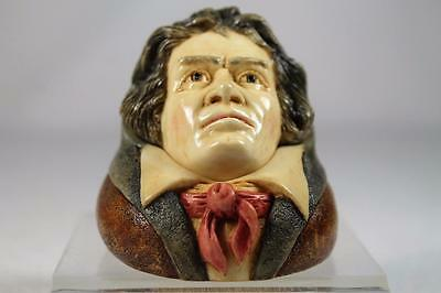Harmony Kingdom Very Important Pots VIP 'Beethoven' LE Retired #VIPBE New In Box